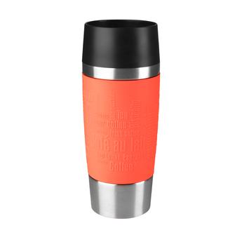 Tefal Travel Mug RVS/Rood Perzik