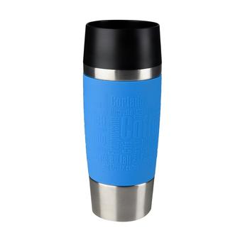 Tefal Travel Mug RVS/Lichtblauw