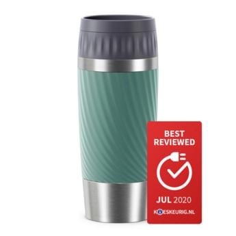Tefal Travel Mug RVS/Groen