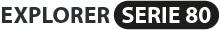 Explorer Serie 80 logo