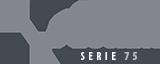 X-plorer Serie 75 logo