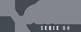 X-plorer Serie 80 logo