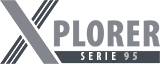 X-plorer Serie 90 logo