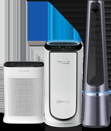 Main visual of air purifiers